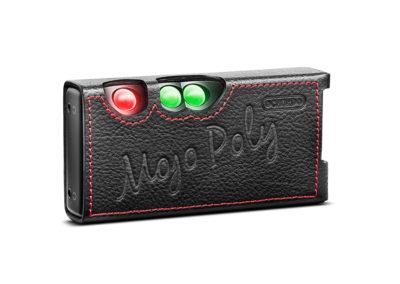 Mojo Poly Premium Leather Case